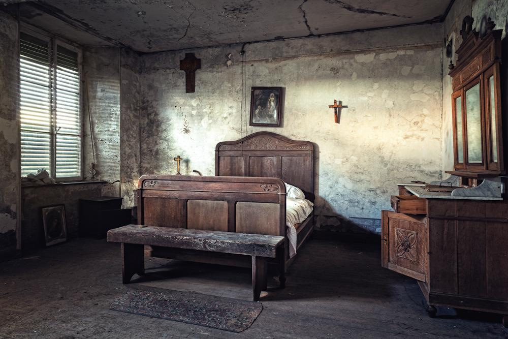 deathbed by schnotte