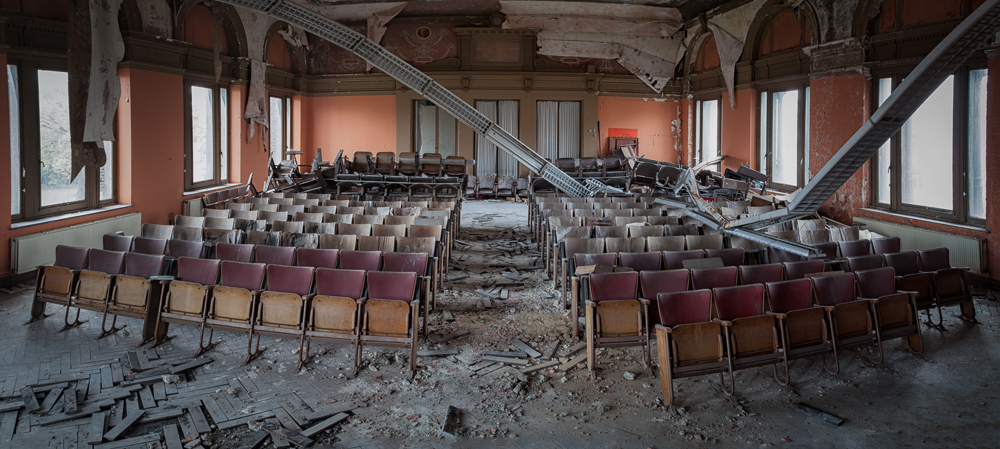 auditorium by schnotte