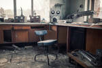 The old laboratory
