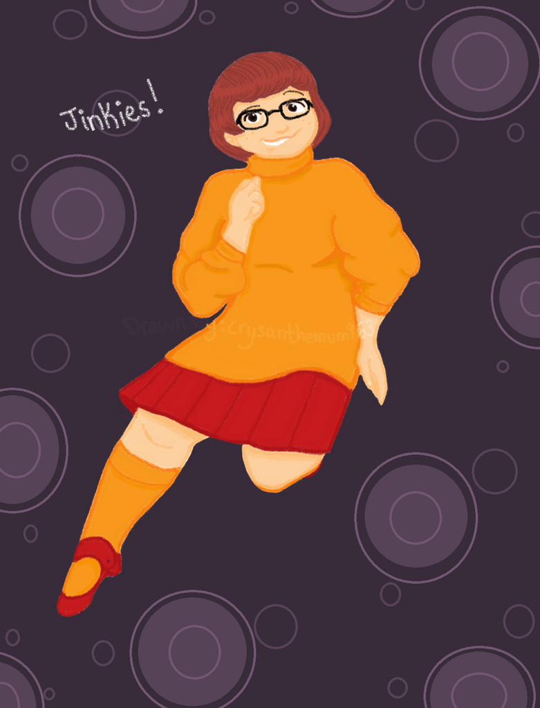 Velma's the original Hipster xD by crysanthemum963