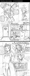KH:CoM Comic, Part 1 by blank-death