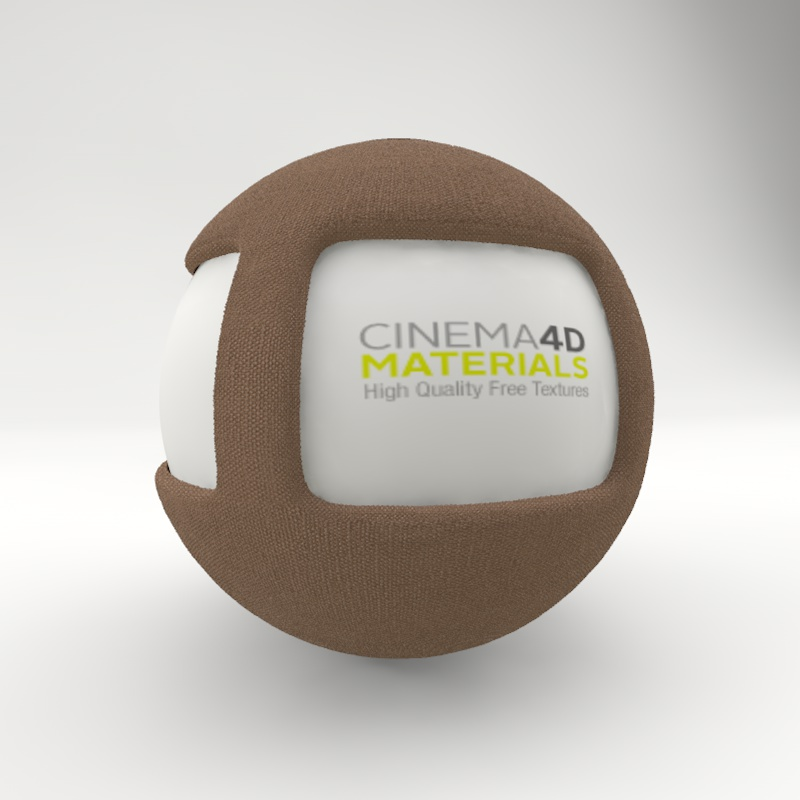 Free Fabric Textile Material for Cinema 4d by