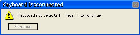 Error Message 1 by parallellogic