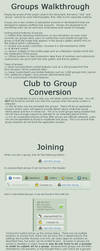 Groups: Correspondence Items by parallellogic