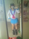 Haruhi cosplay by Koneko-lynn