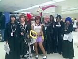 Kingdom hearts cosplay by Koneko-lynn