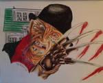 Freddy Tattoo Design by ozzedeth