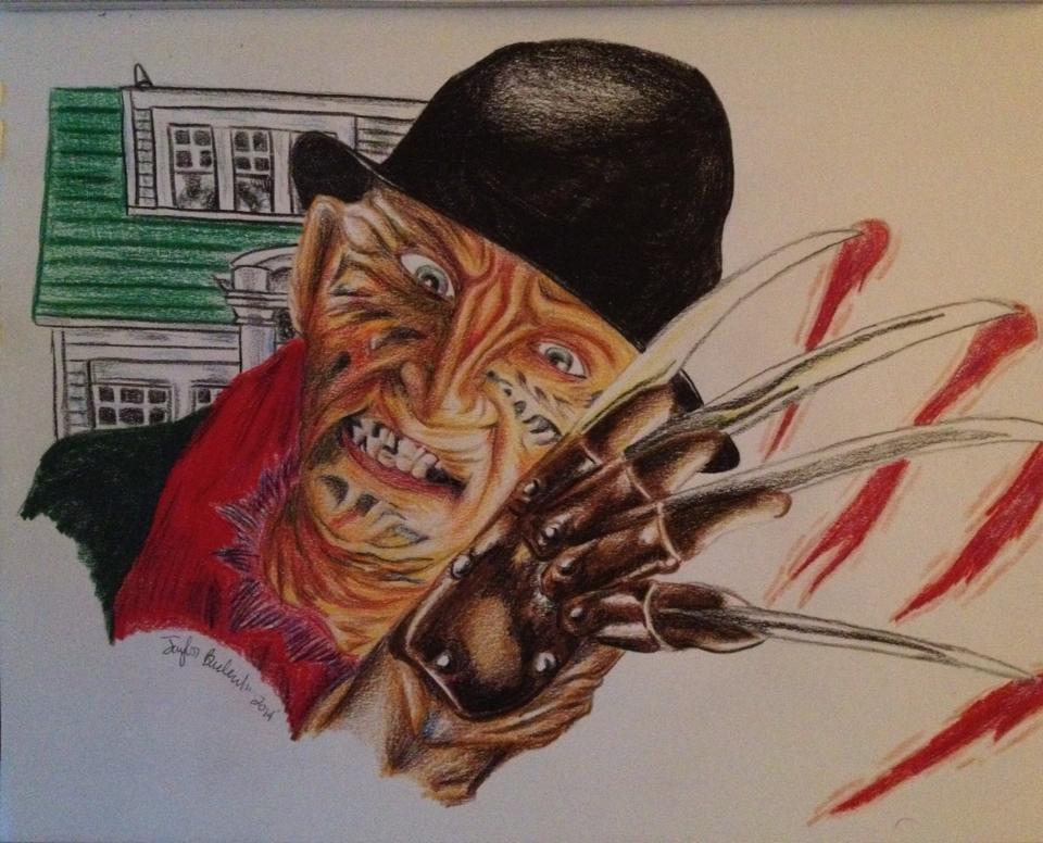 Freddy Tattoo Design By Ozzedeth On DeviantArt