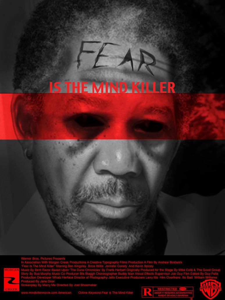 morgan freeman horror movie poster by watsondonald on