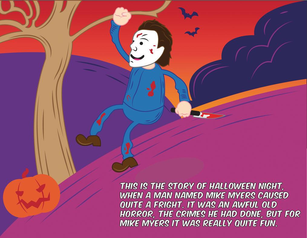 A Lil' Halloween - Page 1 by watsondonald