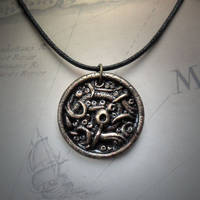 Eldritch Amulet (brass version)