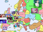 European Barbie Nationalities