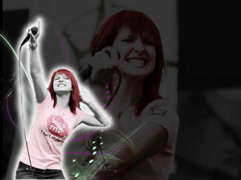 hayley williams wallpaper 2010. hayley williams wallpaper