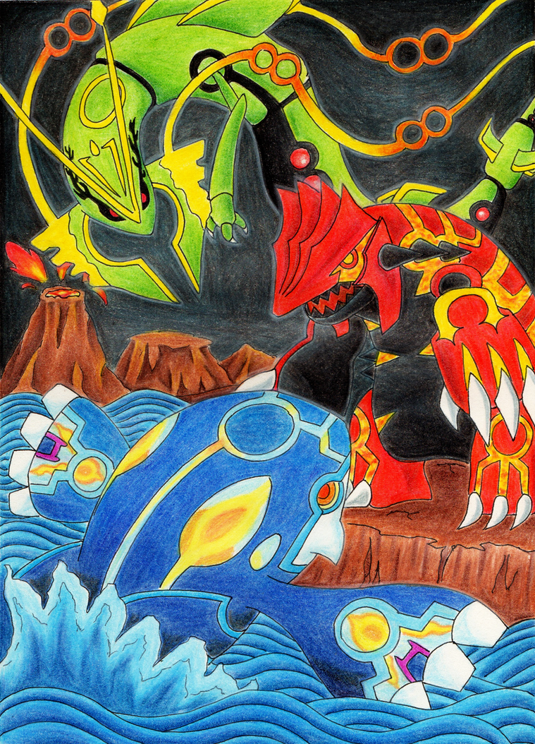ORAS by kisuili