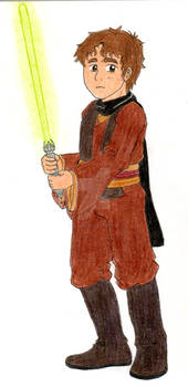 Durge, Jedi Knight by Bea-Lop-Can