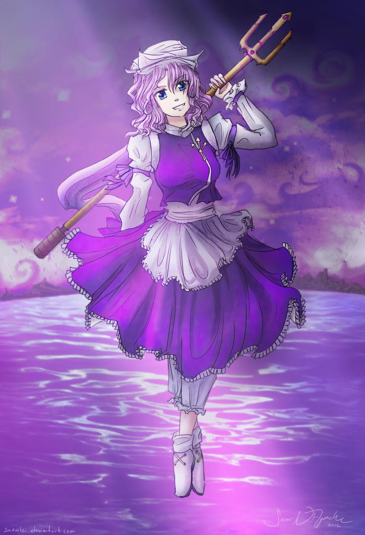 Letty Whiterock (Challenge 02) by Suiraitei ...