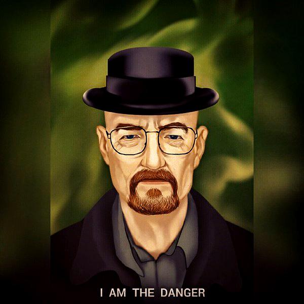 Heisenberg by super-badass