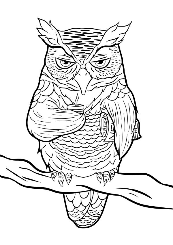 Not a morning owl by super-badass