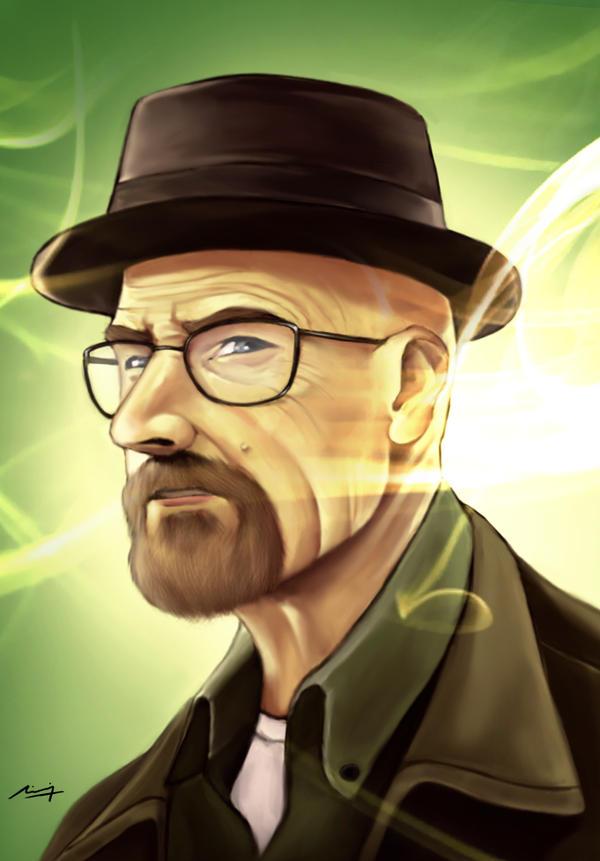 Breaking Bad - Heisenberg by super-badass