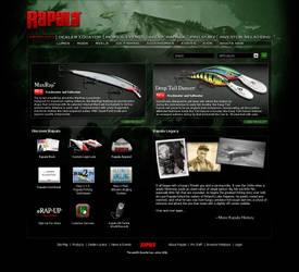 Rapala Lure Company Concept v1