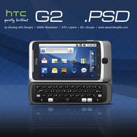 HTC G2 .PSD by zandog