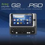 HTC G2 .PSD