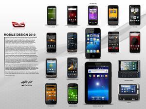 Mobile Device .PSDs 2010