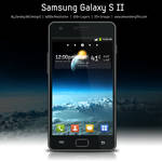Samsung Galaxy S II .PSD