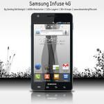Samsung Infuse 4G .PSD