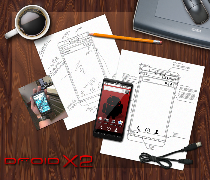 Droid Xtreme Work