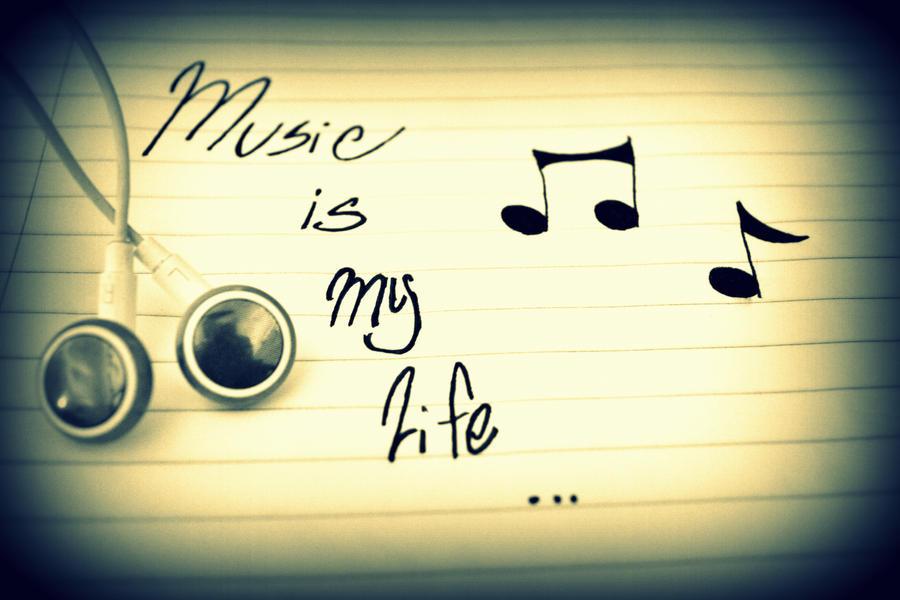 Music is my life by ccfureva