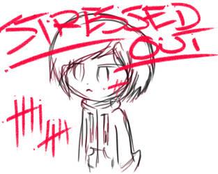 Stressed by FrozenFanta