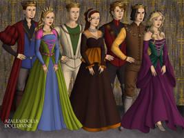 Aurora's Family. by Katharine-Elizabeth