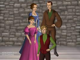 Wendy's Family. by Katharine-Elizabeth
