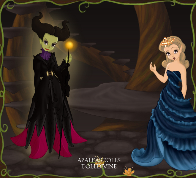 Maleficent and Princes...