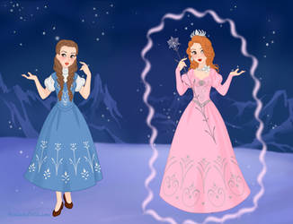 Are you a Good Witch or a Bad Witch? by Katharine-Elizabeth