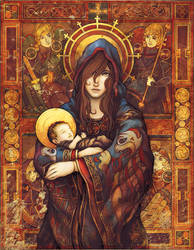 :: Madonna and Child ::