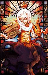 :: Dominus Tecum :: by ninebreaker