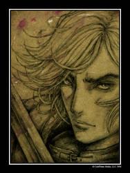 :: Gabriel - Hero Portrait :: by ninebreaker