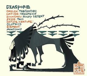 Diaspore #1117 by 1ore