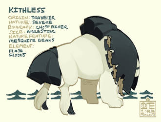 Kithless #1542 by 1ore