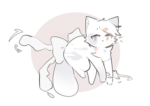 Cloudy Cat | Offer To Adopt (Open)