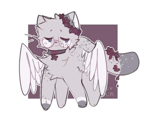 Flower Angel | Auction (CLOSED)