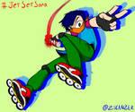 #JetSetSona
