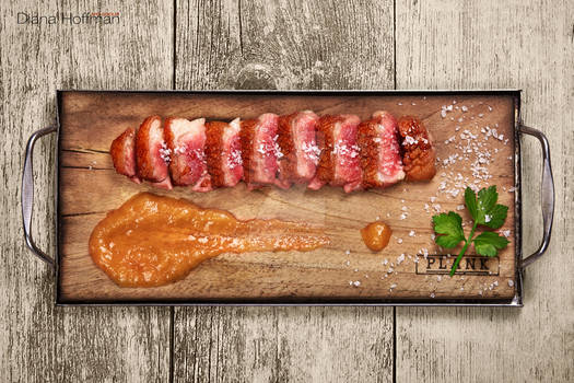 Taste meat