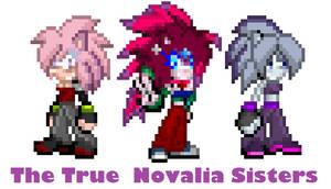 The True Novalia Sister