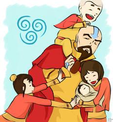 ALOK - Father Tenzin