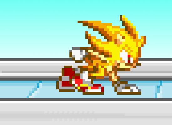 sonic super smash flash