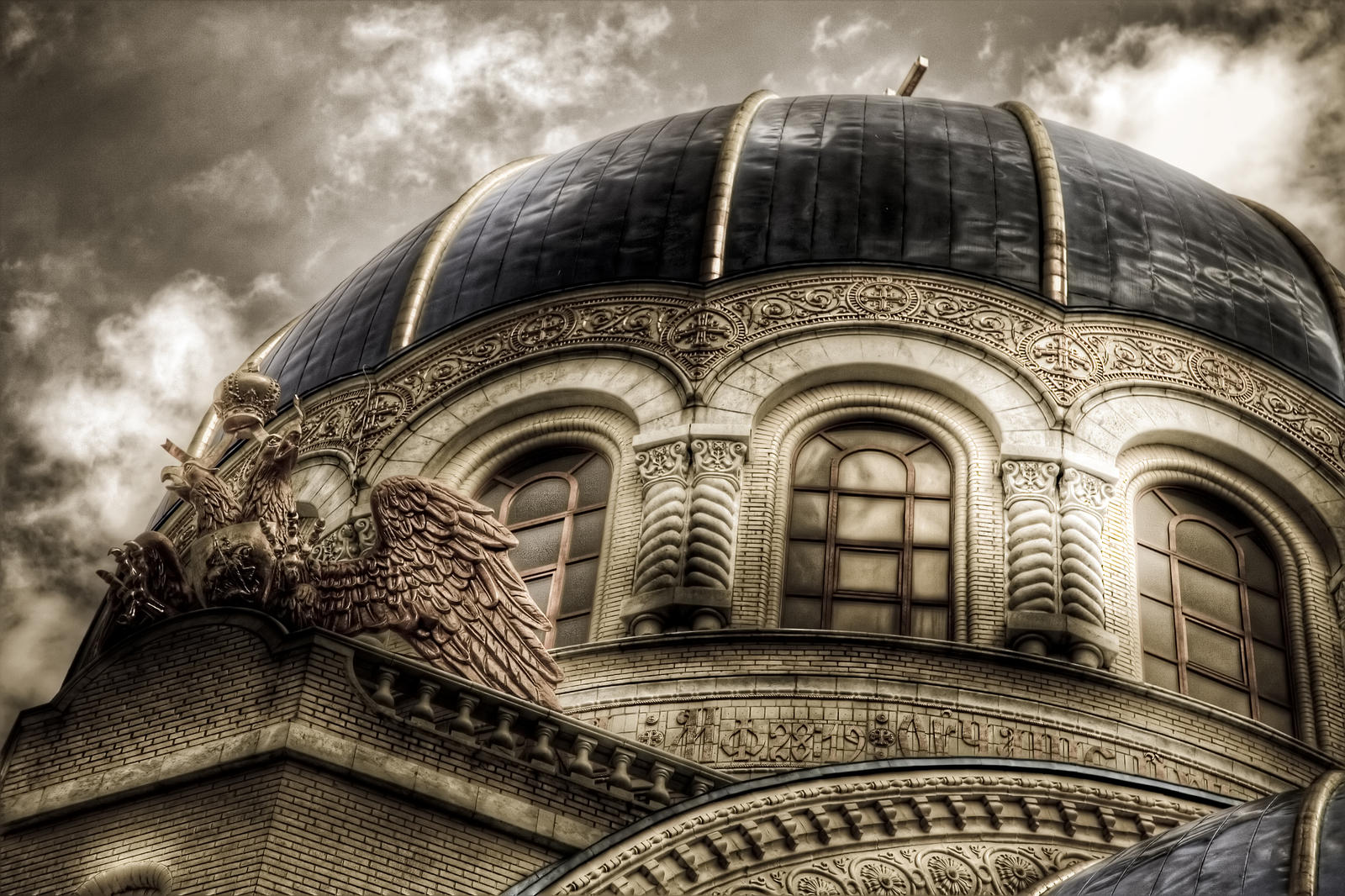 Orthodox Church by AmniosDesign
