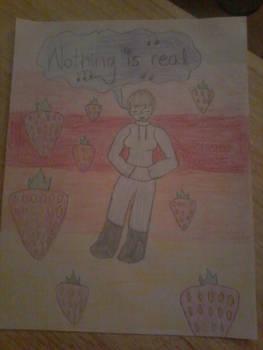 Song Imagine #1: Strawberry Fields Forever